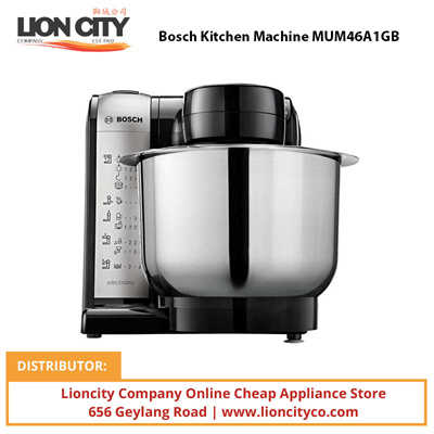 Qoo10 Bosch Kitchen Machine Mum46a1gb Home Electronics