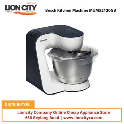 Qoo10 Bosch Kitchen Machine Mum52120gb Home Appliances