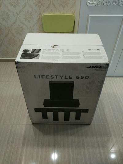 bose lifestyle 650. new bose lifestyle 650 home entertainment system 5.1 all surround speaker set omnijewel speakers bose e