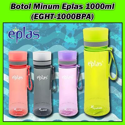 Botol Minum Eplas 1000ml (EGHT-1000BPA)