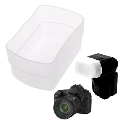 Bounce Flash Diffuser Soft Case Canon 580EX 580EXII Yongnuo 560 565