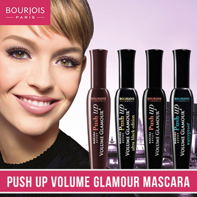 a56dce282cc [Bourjois] Volume Glamour Push Up Mascara