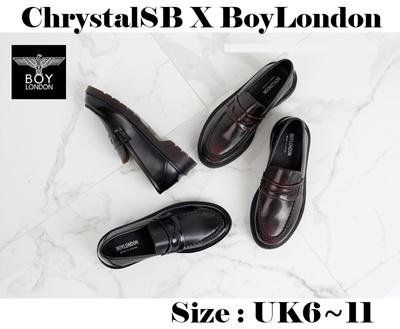 a0d8d3eaa695  ChrystalSB  BoyLondon Korea Made Mens Classic Penny Loafers Party Wedding  Shoes