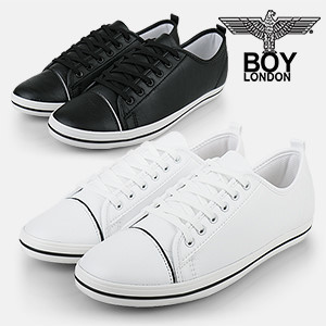 f787adce5a6b  ChrystalSBXBoyLondon  Couple Sneakers Black White Made in Korea 230~280mm