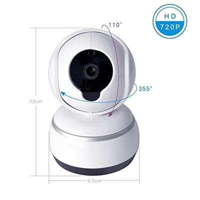 (Boying-hitec) Baby Camera IOS/Android APP Remote Control Camera, WIFI  Camera, 720P HD IP Camera,