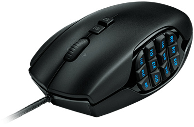 1eb783a02b0 Brand New High-End Logitech G600 MMO Gaming Mouse. Local SG Stock and  warranty