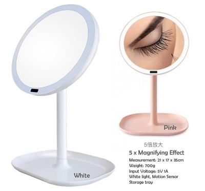f501f7b4a6b Qoo10 - Motion Sensor Mirror : Cosmetics