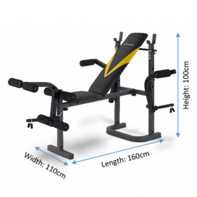 Compact Foldable Weight Bench Benches