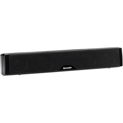 sharp sound bar. brand new sharp cp-usb50 mini sound bar. soundbar. cpusb50. usb bar t