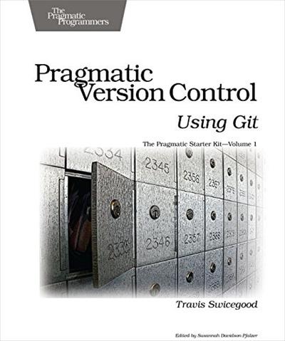 Brand Pragmatic Bookshelf Version Control Using Git Starter Kit