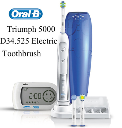Best cheap electric toothbrush. There are a lot to choose from at this end of the market. We choose the Oral-B Vitality series as a good option for those on a tight budget. Less than $30 (£20) for a great rechargeable model with in-built timer.