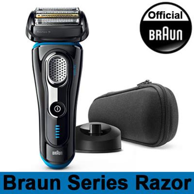 Braun Series 9 9240s Men s Electric Foil alat cukur   Basah dan Kering    Rechargeable 48b207f81c