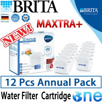 BRITA100% Authentic Brita Water Filtration cartridge| MAXTRA |6/12 Pack  Filter From Brita|Water Purifier