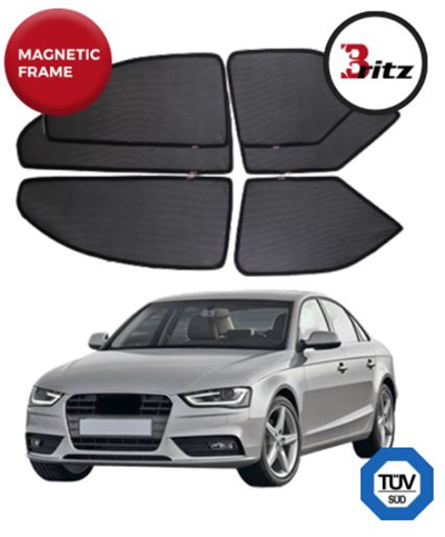 Britz[BRITZ Shades] Audi Customised Magnetic Sunshade