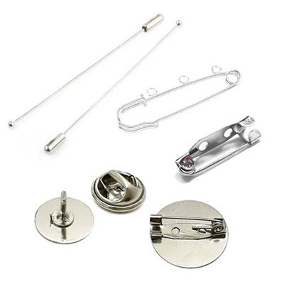 8fe9229322 Brooch pin / Lapel pin / Hijab pins corsage findings DIY