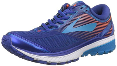 Brooks Mens Ghost 10 Neutral Cushioned Running Shoe