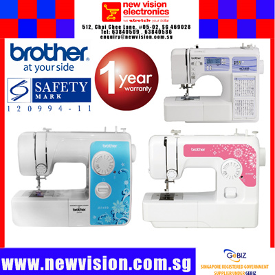 Qoo40 Sewing Machine Small Appliances Beauteous Brother Sewing Machine Hong Kong