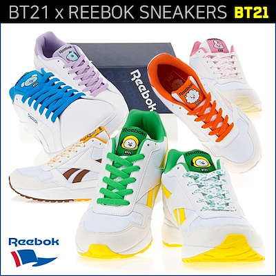 8dfcdcd90390e0  BT21 x REEBOK  BTS BT21 Official License CHIMMY SHOOKY KOYA MANG RJ TATA  COOKY