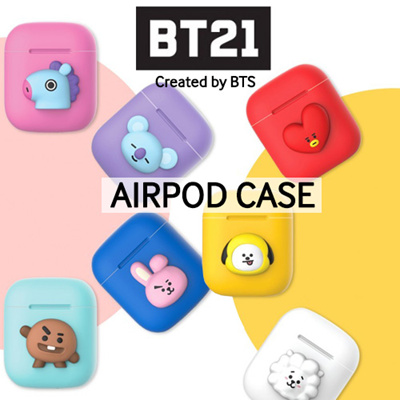 8ef461e0341 [Q-commerce] ☆BT21 by BTS☆Apple AirPods Case/Airpod/