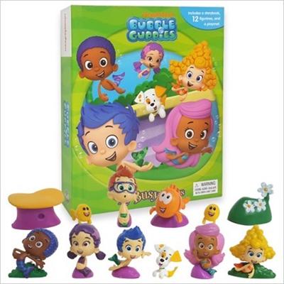 Qoo10 Bubble Guppies Toys
