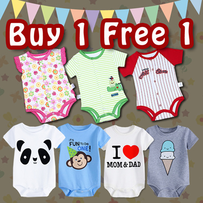 c75e7130ff54 Qoo10 - Baby Rompers   Baby   Maternity