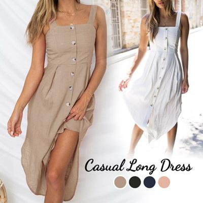 28a73a0c1b9d3 *buy 2 free shipping* Casual Long Dress Long Dress Party Party Beach
