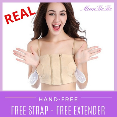 099d2c54b2  BUY 3 FREE 1 SCRUB Maternity Top Nursing Bra Pumping Bra Hands free  breastfeeding
