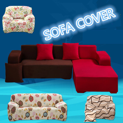 qoo10 buy one get 1 free fashion sofa cover 34 colors. Black Bedroom Furniture Sets. Home Design Ideas