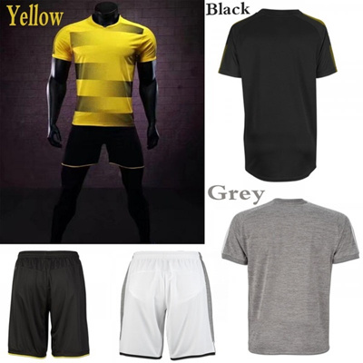 separation shoes e04b9 40dbc BVB-TRIKOT 17/18 Borussia Dortmund jersey with short sleeves football suit  Soccer jersey Shirt + tr