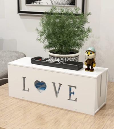 Qoo10 Cable Box Furniture Deco