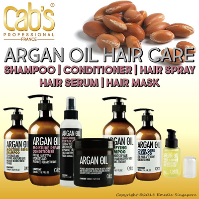 c73f14efd2f160 Cabs Professional Morocco Argan Oil Hair Shampoo 500ml   MADE IN FRANCE