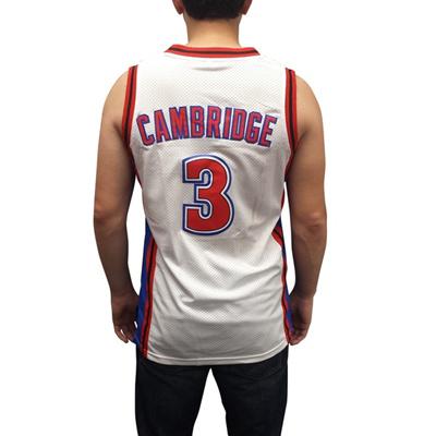 superior quality 5b010 06e17 Qoo10 - Calvin Cambridge #3 LA Knights White Basketball ...