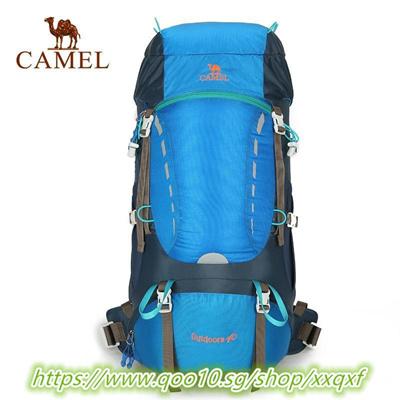 da89411cea2 CAMEL 40L Waterproof Outdoor Sport Hiking Trekking Camping Backpack Travel Bag  Pack Men Wome