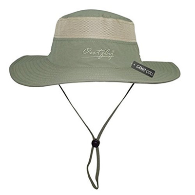 ad62e159cdd Qoo10 - (Camo Coll) Camo Coll Outdoor UPF 50+ Boonie Hat Summer Sun Caps    Fashion Accessories