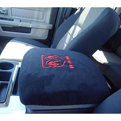 Camoo Truck Center Console Armrest Protector Pad Cover For Dodge Ram 1500  2500 3500 4500 5500 Pickup