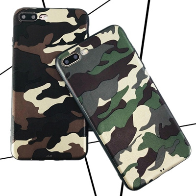 cb4a0afced Qoo10 - Camouflage Soft Army Green Case Back Cover for iphone 6s 6 Plus for  ip... : Toys