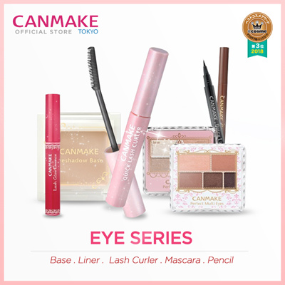 eb22115afe0 CANMAKE Eye Series #Quick Lash Curler #No Curler Needed #Cosme Award Winning