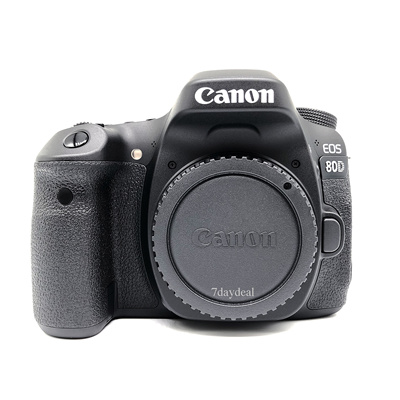 CanonCANON EOS 80D Digital SLR (DSLR) Camera Body Only