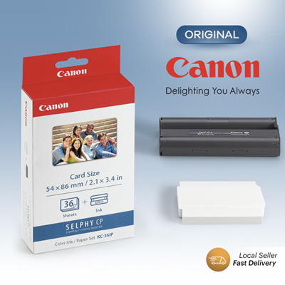 Canon[Canon]PCC-CP400 Card Size Paper Cassette Tray KC-36IP for CP900 CP910  Selphy Photo Printer