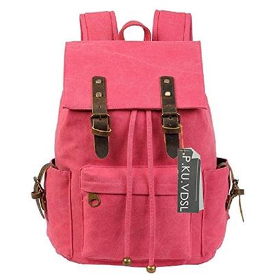 7dd8b0d7a426 Qoo10 - Canvas Backpack