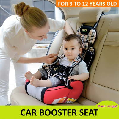 Car Booster Seat For Kids Age 3 To 12 Years Old Safety Seat For Kids