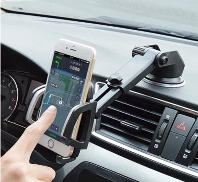Car Dash Board 360 Degree Handphone Holder 360 Degree Universal Magnetic Handphone Holder