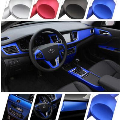 Qoo10 Car Interior Sticker Metal Ice Film Automotive Interior The