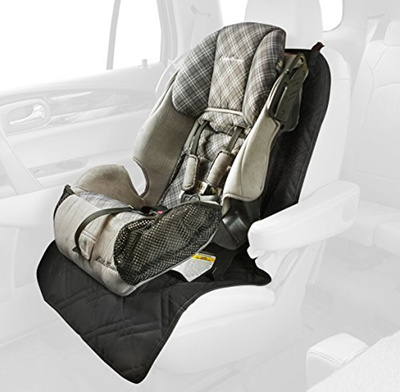 Car Seat Protector Used Under Seats Or Booster To Protect From Damage
