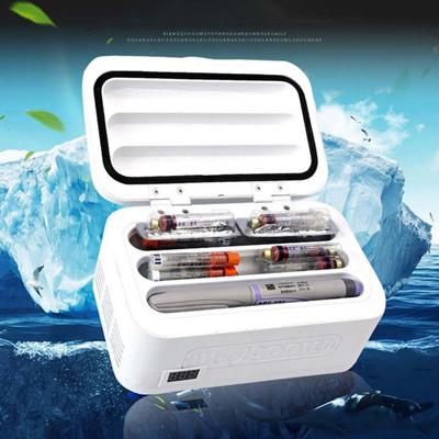 Qoo10 - Car Travel Portable Medicine Freezer Diabetic