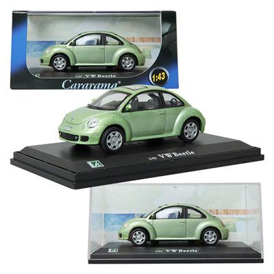 Qoo10 Cararamakorea Volkswagen New Beetle 1 43 Green