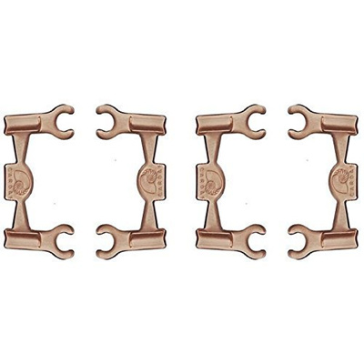 Cardas Cardas Audio Bi Wire Speaker Jumper Plates Terminal Pure Ofc Copper Connects Single End