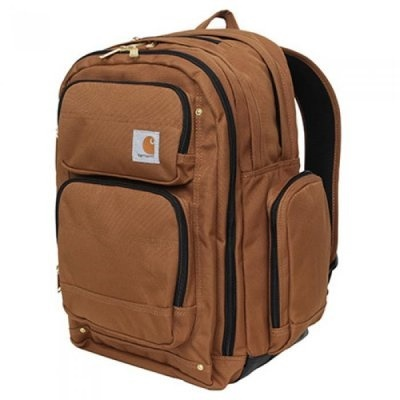Qoo10 - Carhartt Backpack LEGACY DELUXE WORKPACK-BRN   Men s Bags   Shoes