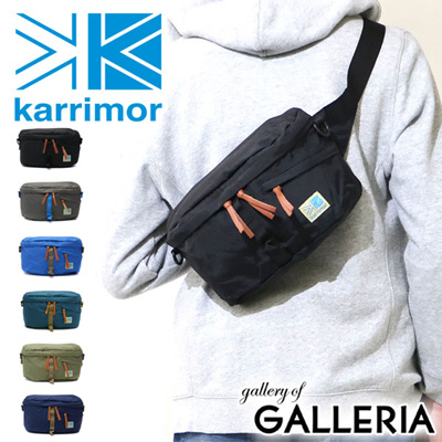 Qoo10 - Carimar karrimor Waist Bag Body Bag Shoulder Bag 2 WAY VT hip bag CL  M...   Bag   Shoes   Ac.. fae113734d321