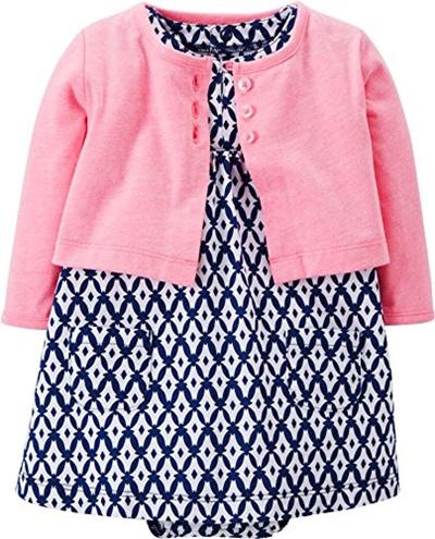 2c904209e Qoo10 - Carters Baby Girls Dress Set (Baby) : Baby & Maternity